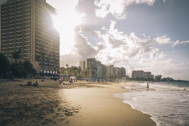 Coronado Beach, San Juan PR